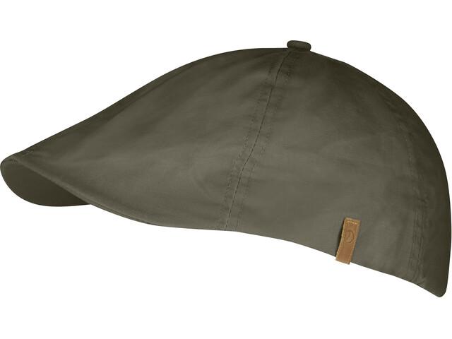 Fjällräven Övik Flat Cap tarmac